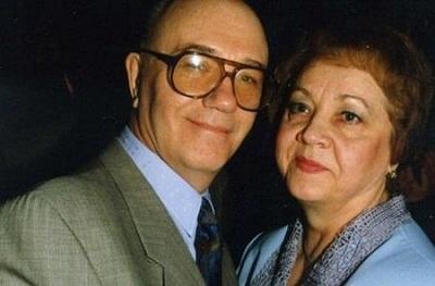 Леонид Куравлев с женой фото