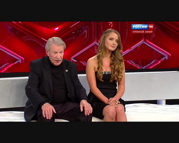 Наталья Шевель и Иван Краско Прямой Эфир