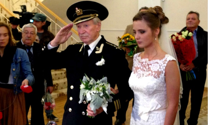 Наталья Шевель и Иван Краско свадьба фото