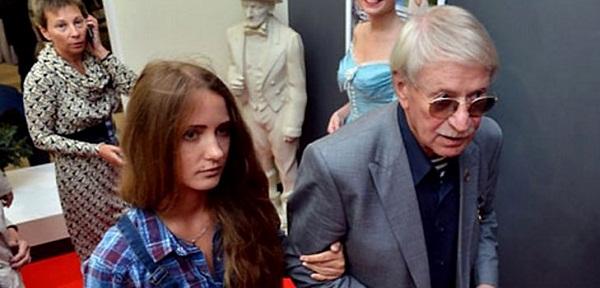 Наталья Шевель и Иван Краско Прямой фото