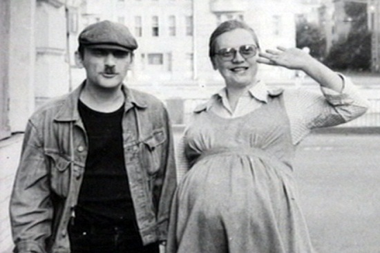 Светлана Крючкова и Юрий Векслер