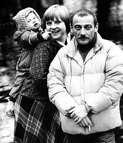 Светлана Крючкова с мужем и сыном фото