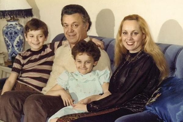 Семья Кобзон