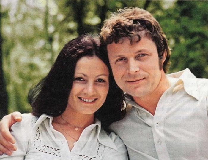 София Ротару с мужем фото