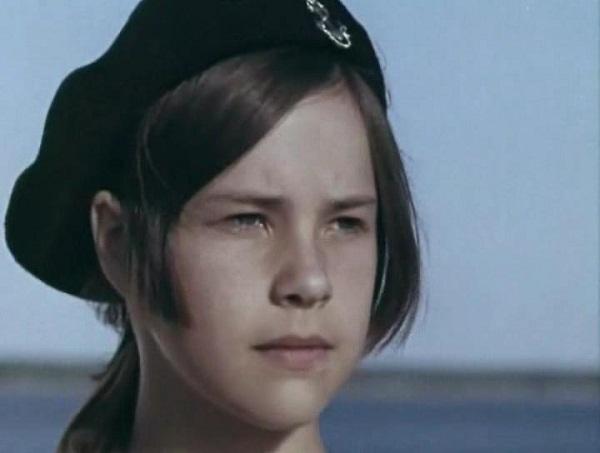 Татьяна Догилева в детстве фото