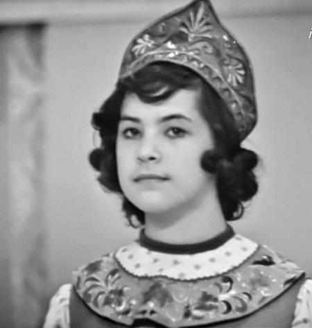 Татьяна Догилева детство фото