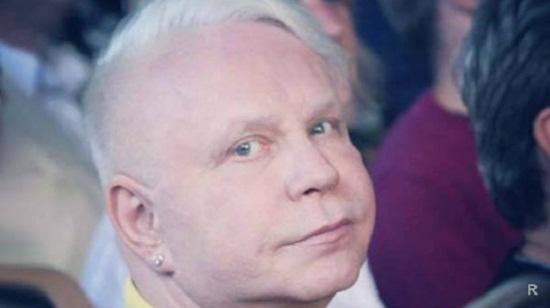 Борис Моисеев 2018