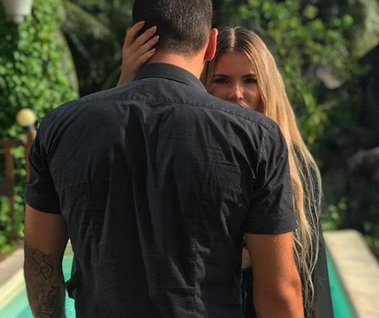 Дарья Друзьяк и ее парень фото