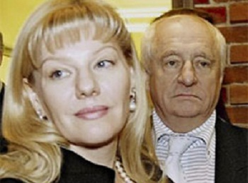Дочь Марка Захарова