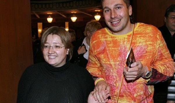 Евгений Чичваркин с бывшей женой