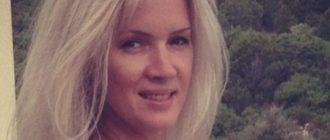 Елена Стебенева: биография, личная жизнь, последние новости, фото