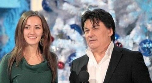 Елена Стебенева и Александо Серов