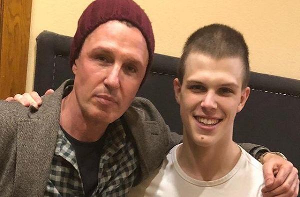 Игорь Верник с сыном фото