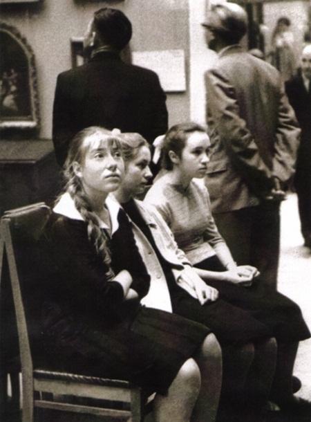 Инна Чурикова в детстве