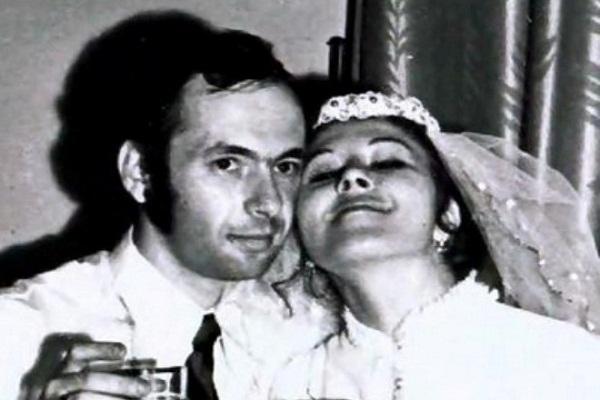 Любовь Успенская и ее муж Виктор Шумилович