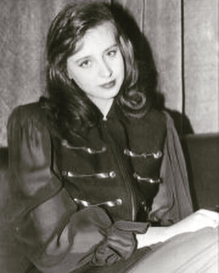 Наталья Сенчукова в молодости