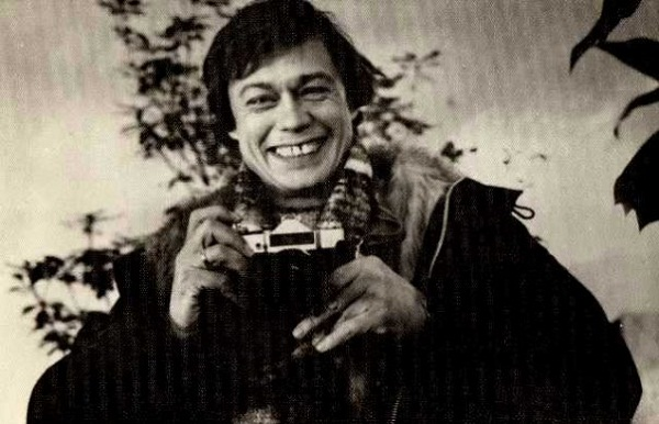 Николай Караченцов в молодости