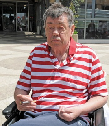 Николай Караченцов после аварии фото