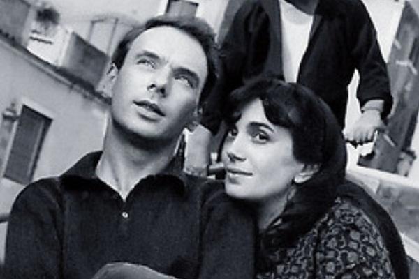 Алексей Баталов и его жена Гитана Леонтенко фото