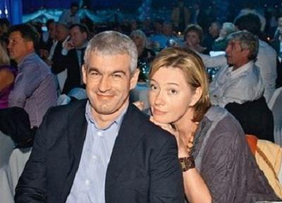 Арина Шарапова со вторым мужем Эдуардом Карташовым фото