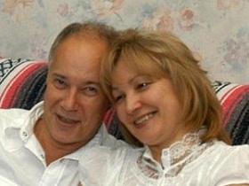 Владимир Конкин с женой