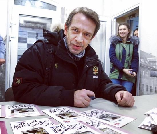 Владимир Машков инстаграм