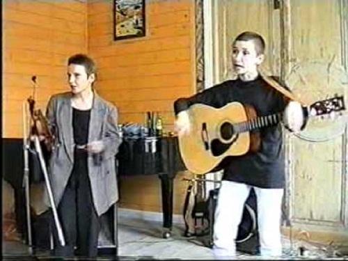 Диана Арбенина и Светлана Сурганова в молодости фото