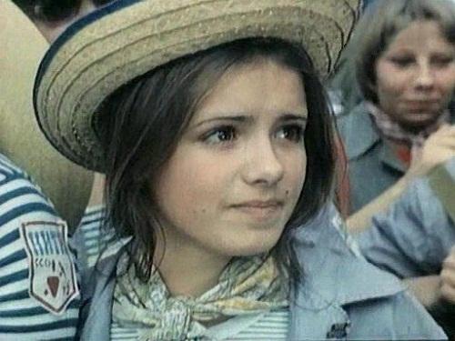 Елена Цыплакова в молодости фото