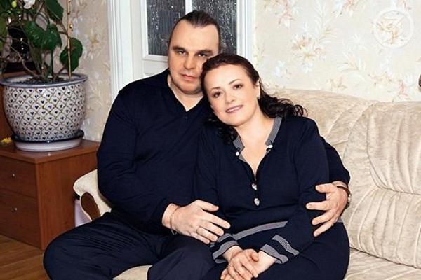 Елена Цыплакова с мужем Павлом Щербаковым фото