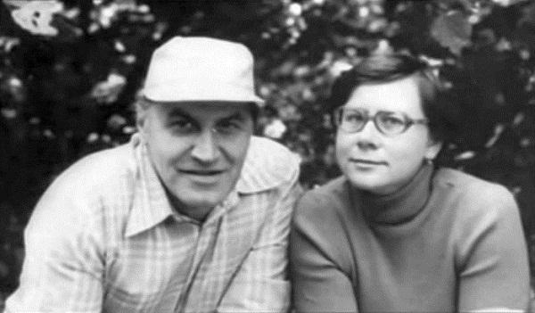 Николай Дроздов с женой Татьяной фото