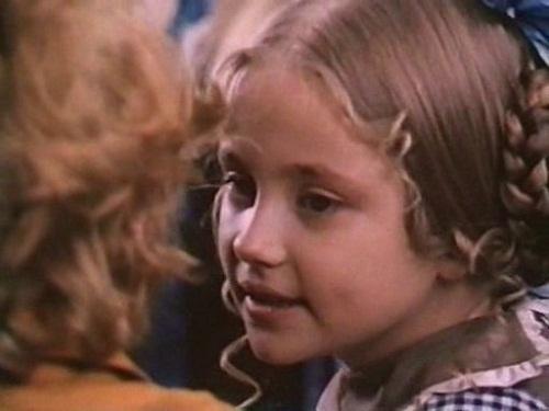 Мария Миронова в детстве