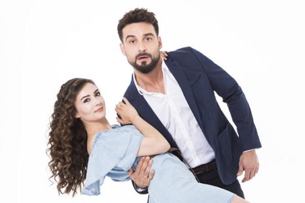 Бурджу Озберк и Али Эрсан Дуру
