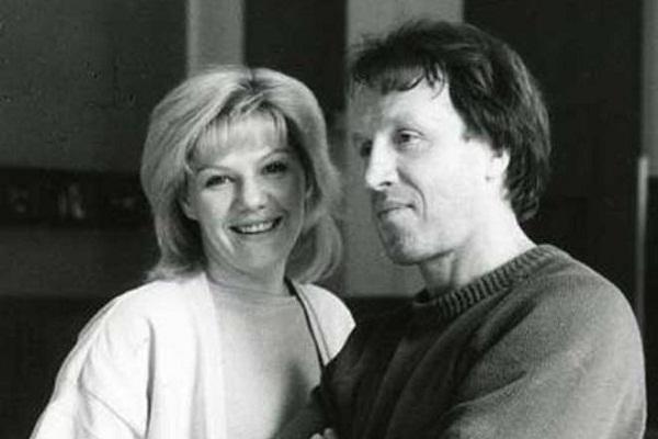 Владимир Стеклов со второй женой Александрой Захаровой