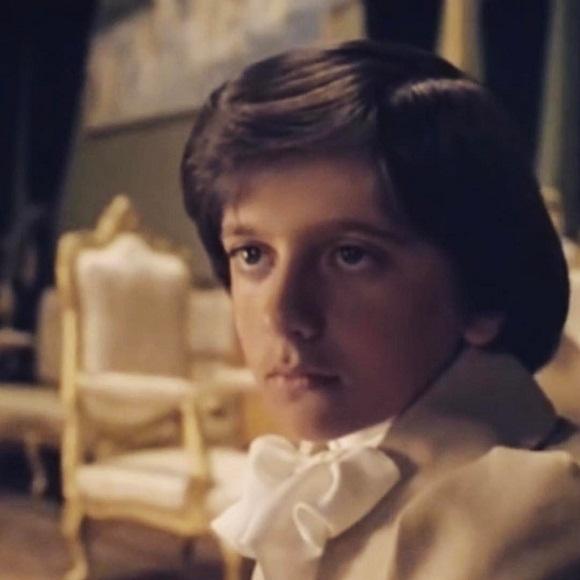 Константин Богомолов в детстве