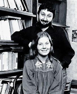 Людмила Сенчина со вторым мужем