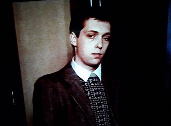 Никита Высоцкий в молодости