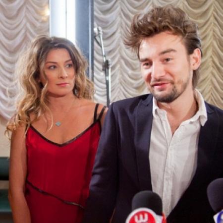 Жанна Бадоева с бывшим мужем Аланом Бадоевым фото