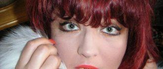Певица Анастасия: биография, личная жизнь, муж, дети