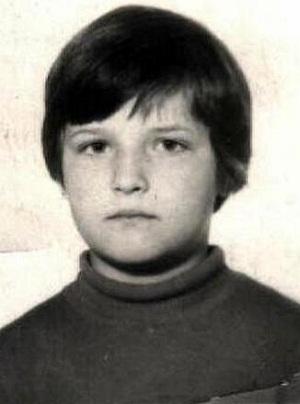Певица Анастасия в детстве фото