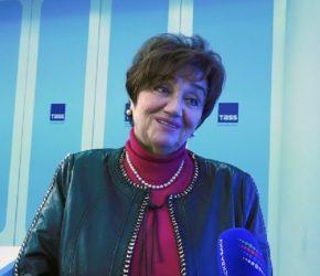Тамара Синявская: биография, личная жизнь, муж, дети